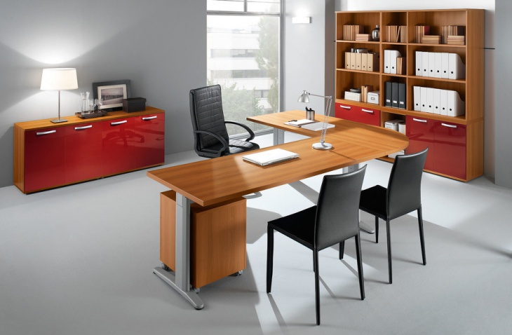 Modular Executive Home Office Furniture