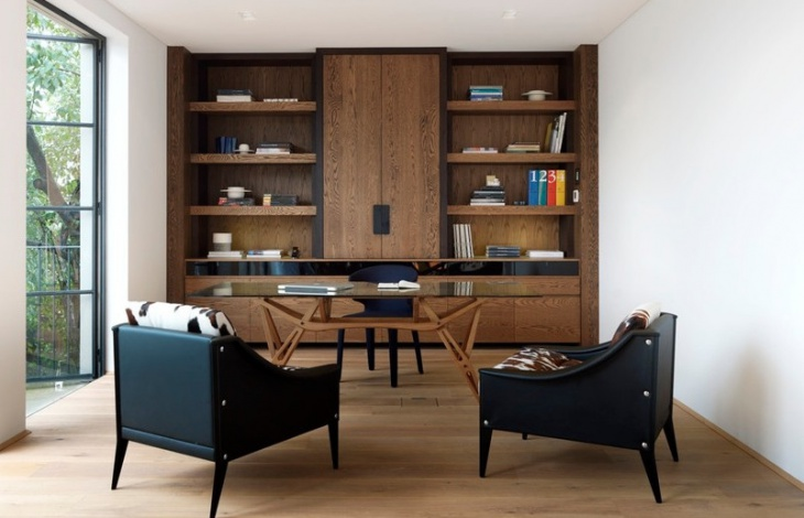 Contemporary Home Office Storage Furniture