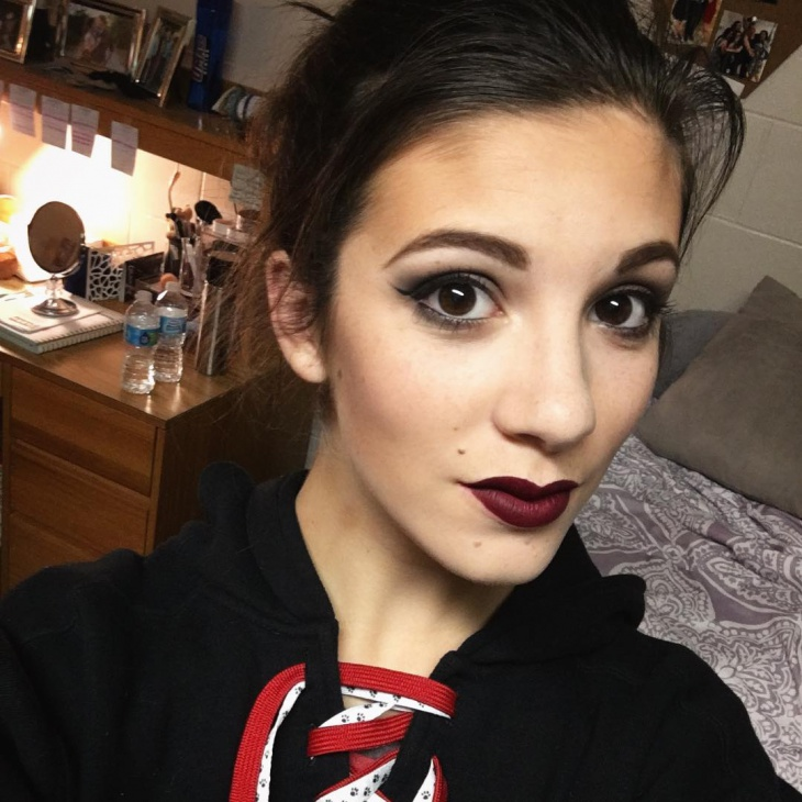 Dramatic Prom Makeup For Brown Eyes