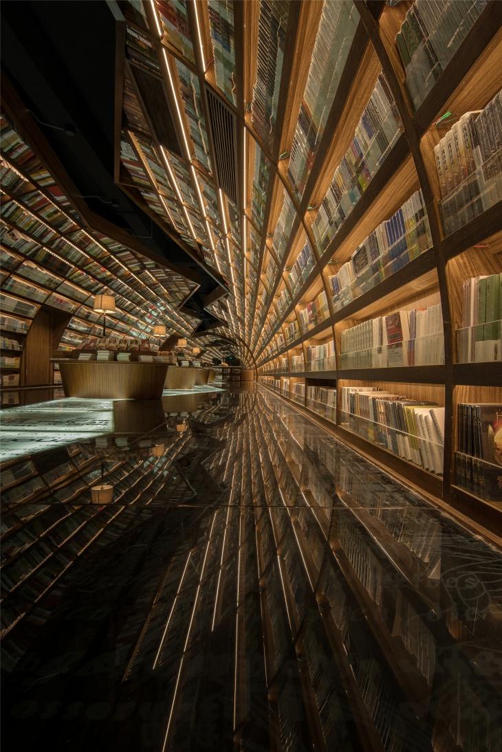 Arch Shelves