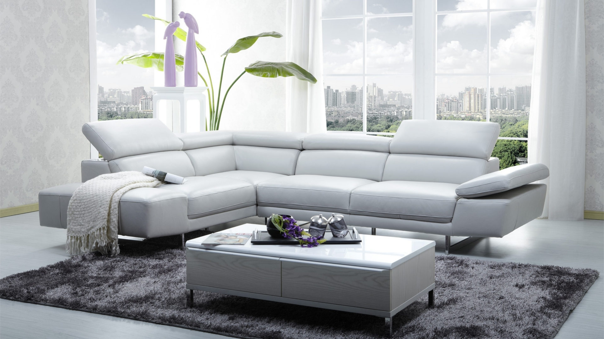 Modern Sectional Sofa Designs | Design Trends - Premium PSD, Vector ...