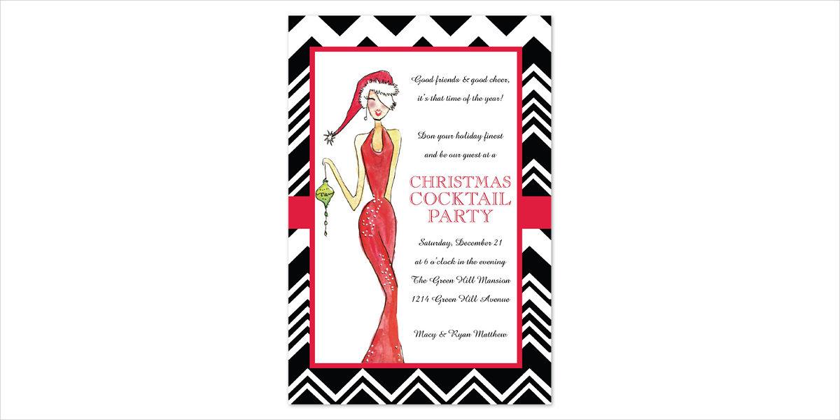 sassy-santa-invitation-card