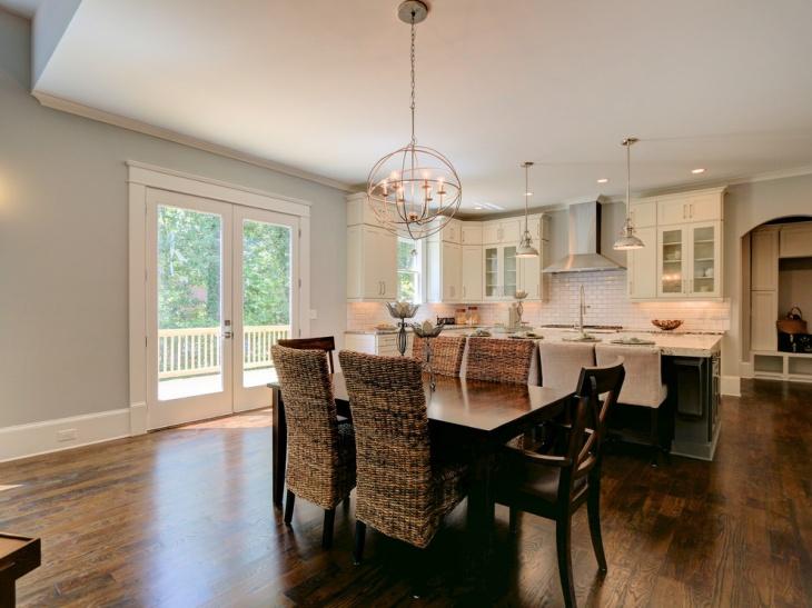 wood wicker kitchen chairs