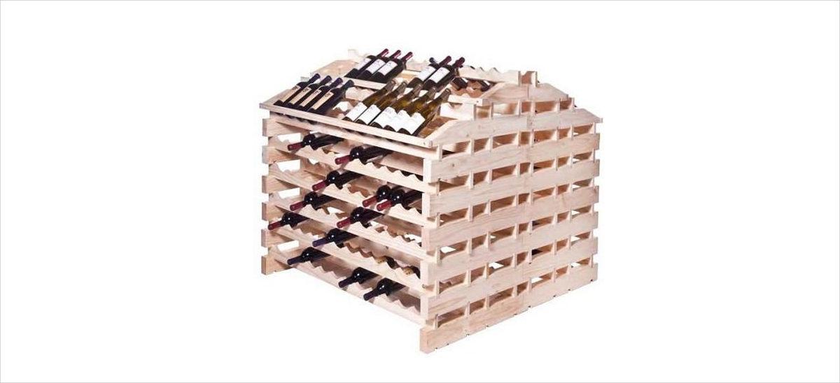 modularack pro wine rack gondola fixture