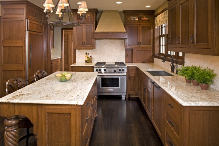 21 Kitchen Countertop Designs Ideas Design Trends