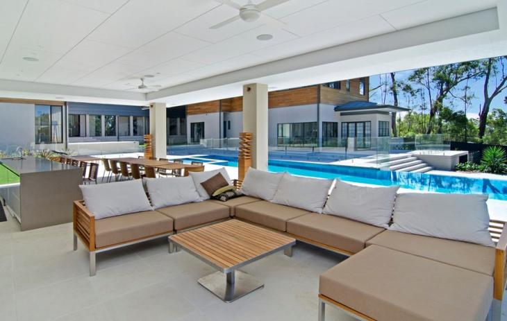 outdoor contemporary patio furniture
