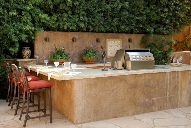 contemporary outdoor bar furniture