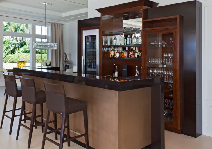 contemporary bar cabinet furniture