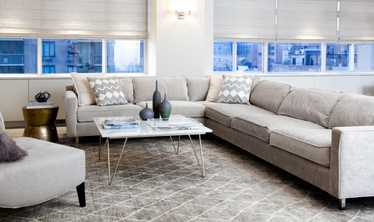 contemporary sectional sofa furniture