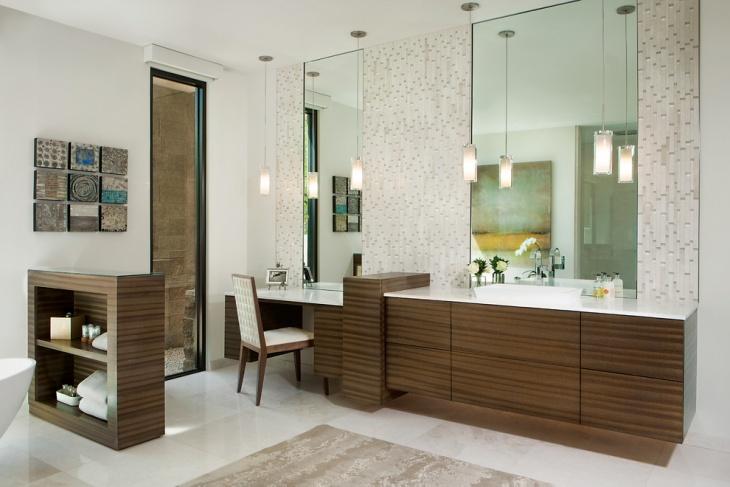 contemporary bathroom vanity furniture