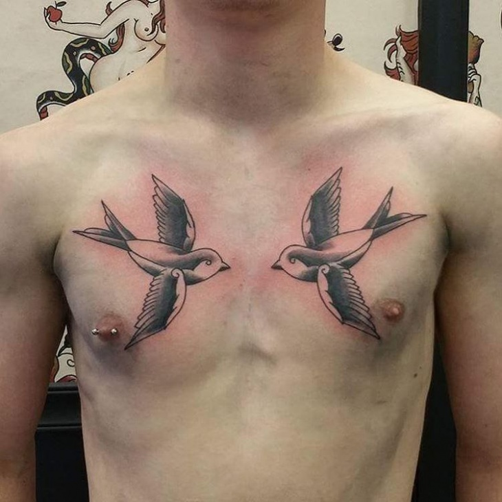 23+ Bird Tattoo Designs, Ideas