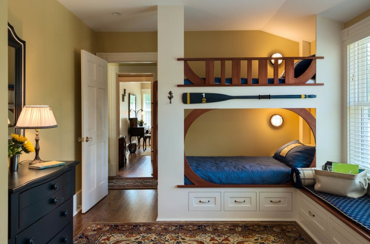 kids small bunk bed