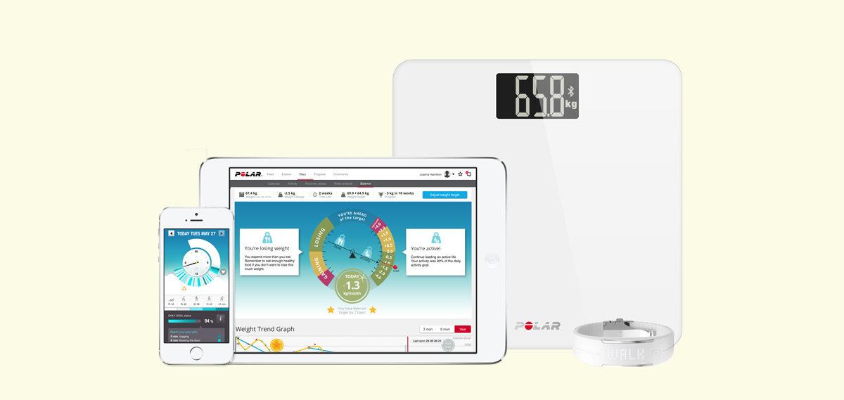 polar balance weight management service