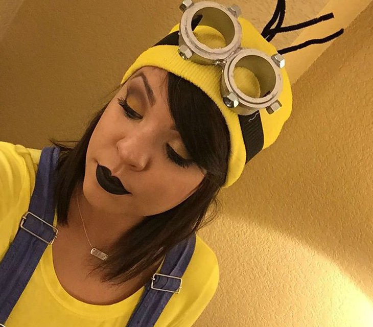 minions costume look