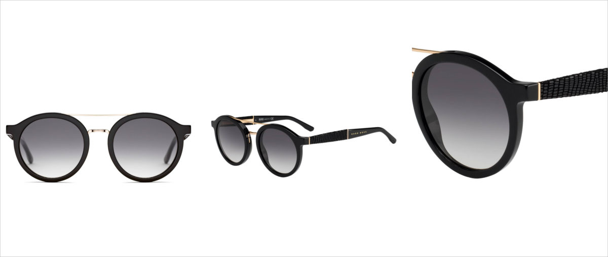 boss-0853s-round-gradient-lens-acetate-leather-sunglasses