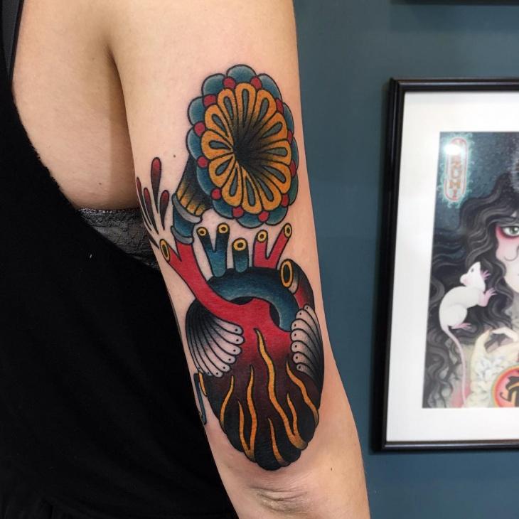 22 music tattoo designs ideas design trends premium