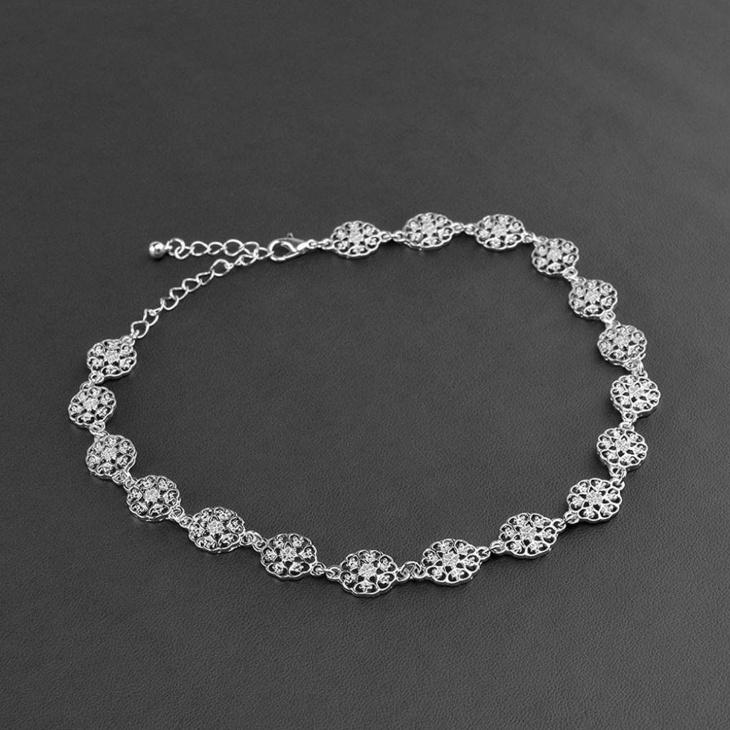 pendant vintage choker necklace