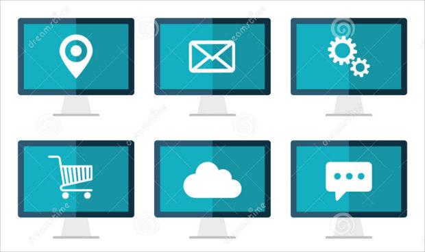desktop-computer-icons
