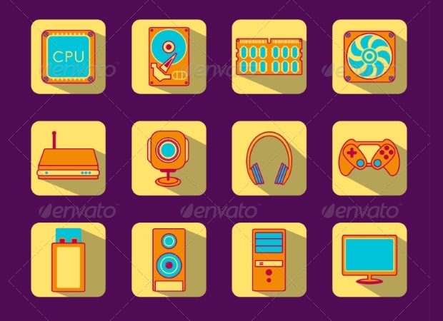 flat-computer-icons
