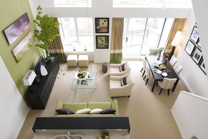 15+ Small Apartment Furniture Designs, Ideas | Design Trends ...