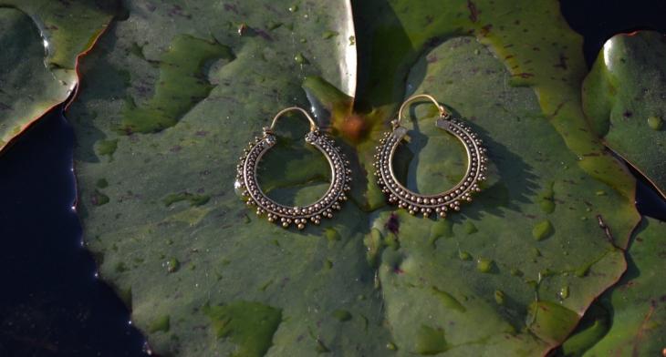21+ Hoop Earring Designs, Ideas | Design Trends - Premium PSD ...