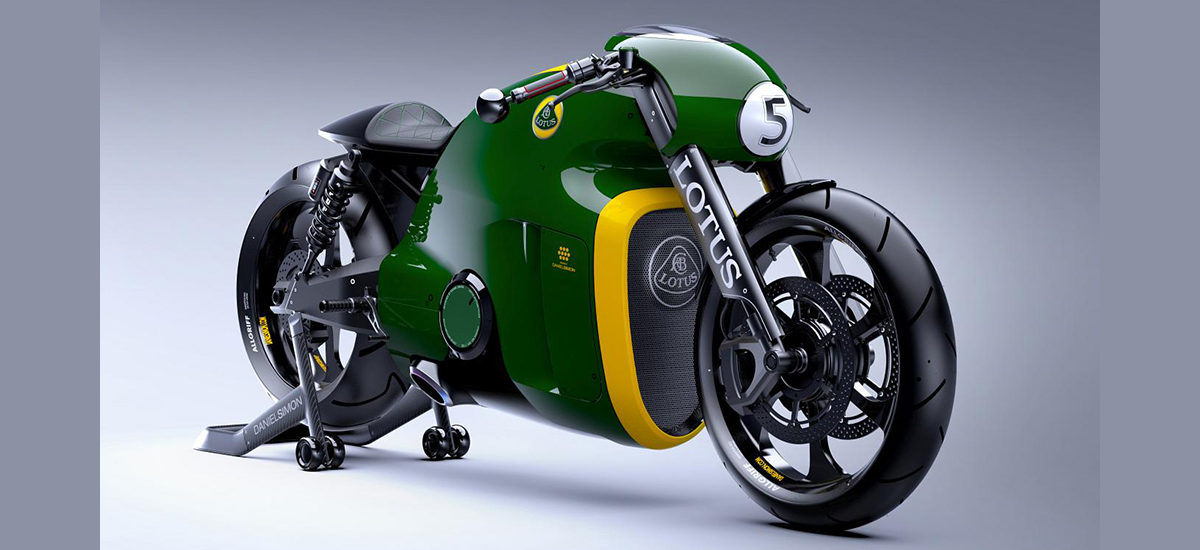 c 1 motorcycle by lotus