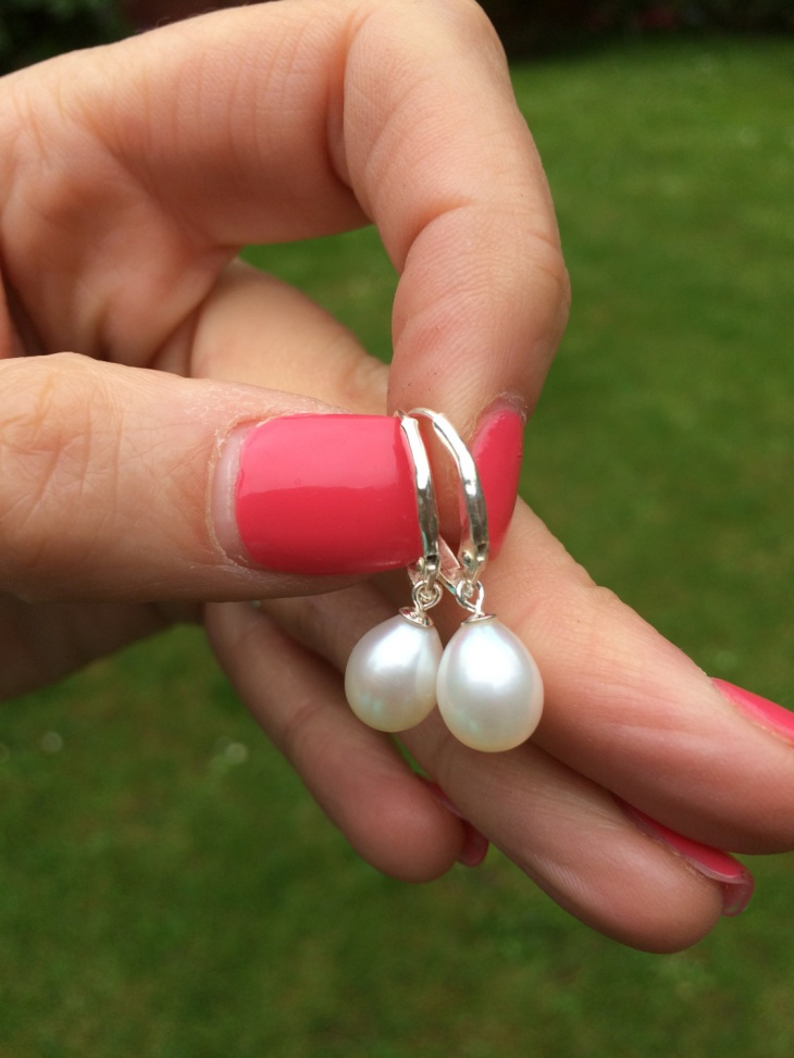 20 Pearl Earrings Designs Ideas Design Trends