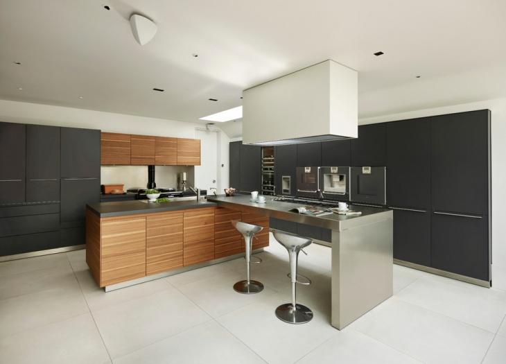 Modern Wood Kitchen 19+ kitchen cabinet designs, ideas | design trends - premium psd