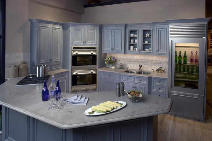 Corner Wall Kitchen Cabinet