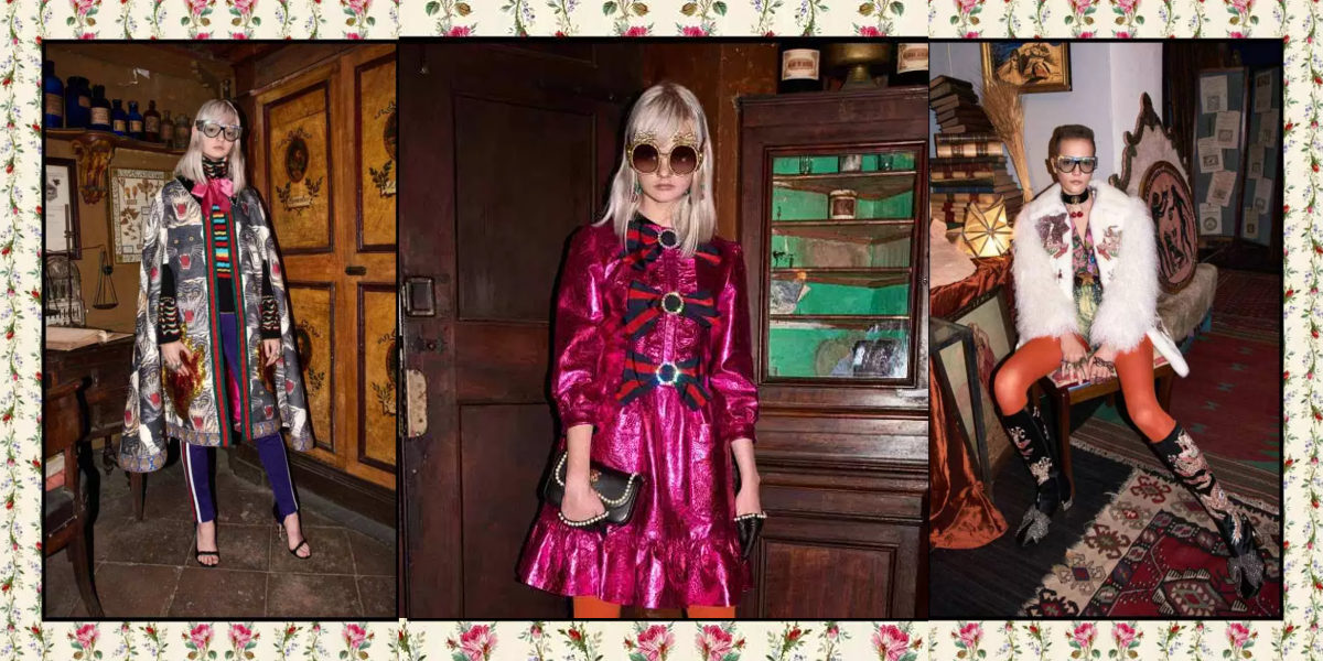 gucci collections