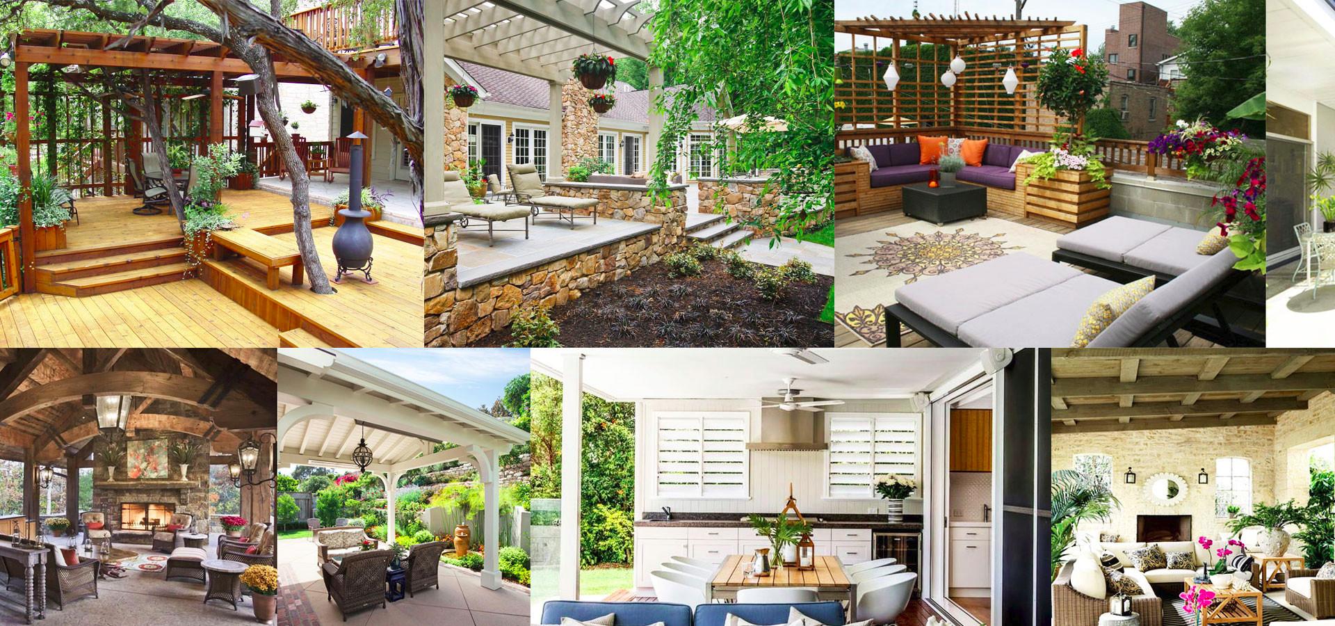 Elegant Outdoor Patio Furniture Ideas | Design Trends ...