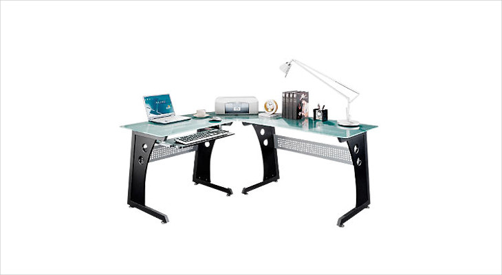 modern l shaped laptop desk