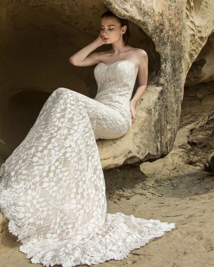 21 Beach Wedding Dress Designs Ideas Design Trends