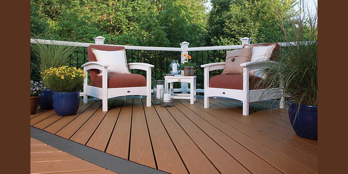 summer style deck