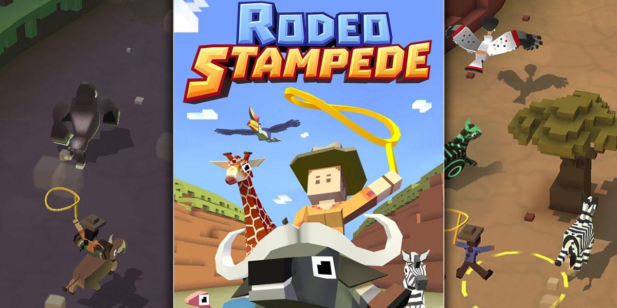 rodeo stampede sky zoo safari app