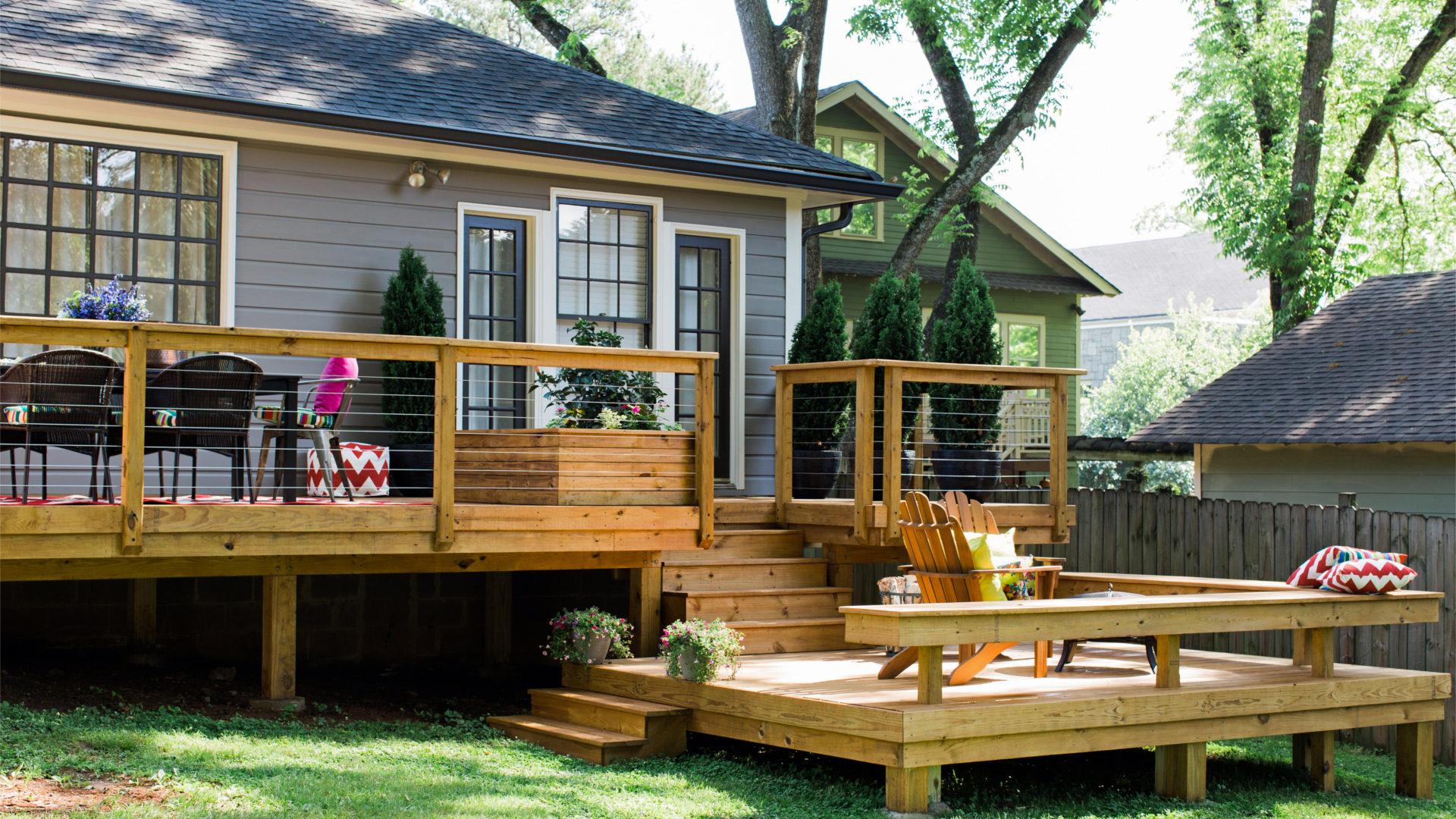 Composite-Decking-Ideas Railing Designs Colonial Homes on colonial porch designs, colonial stair designs, colonial fence designs, colonial deck designs,