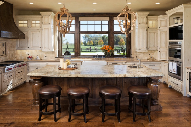 20+ Rustic Kitchen Designs, Ideas | Design Trends ... on Rustic Farmhouse Kitchen  id=91308