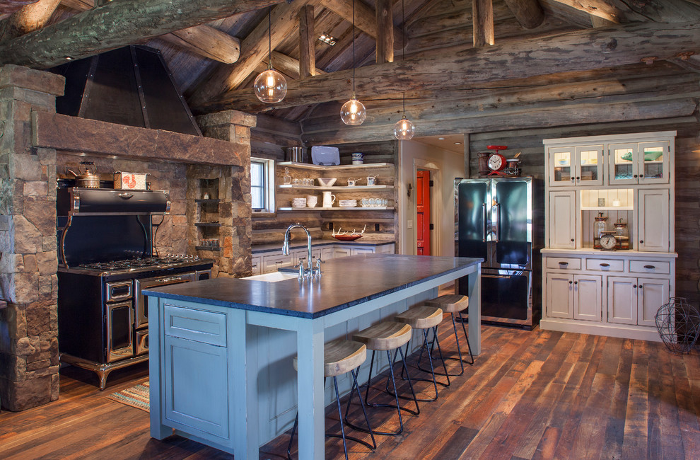 Rustic Farmhouse Kitchen 20+ rustic kitchen designs, ideas | design trends - premium psd