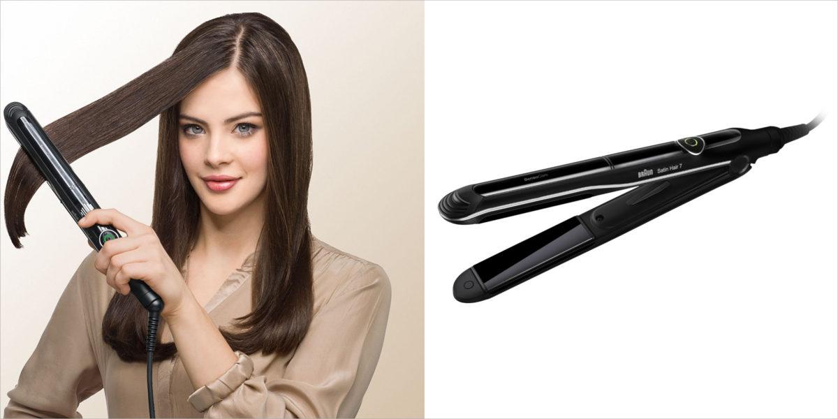 braun satin hair 7 st780 sensocare straighteners