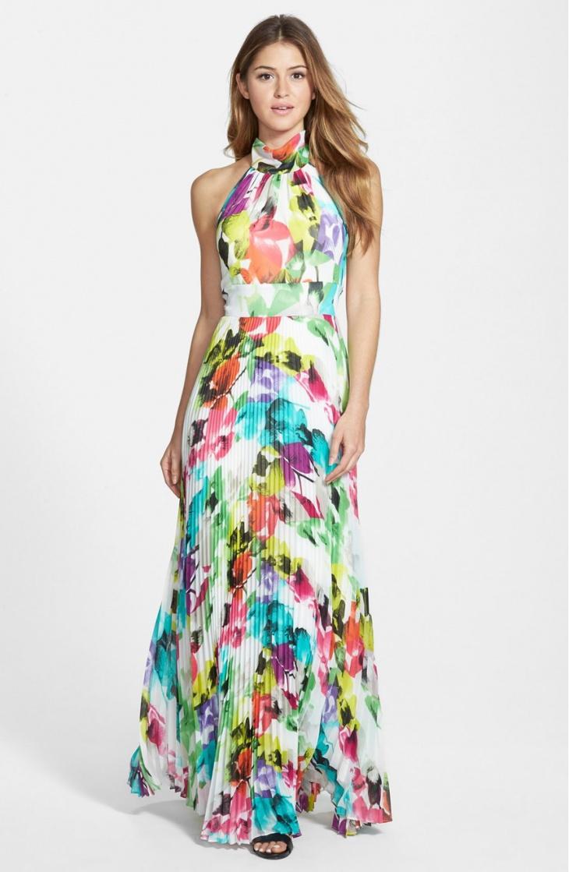 20+ Floral Dress Designs, Ideas