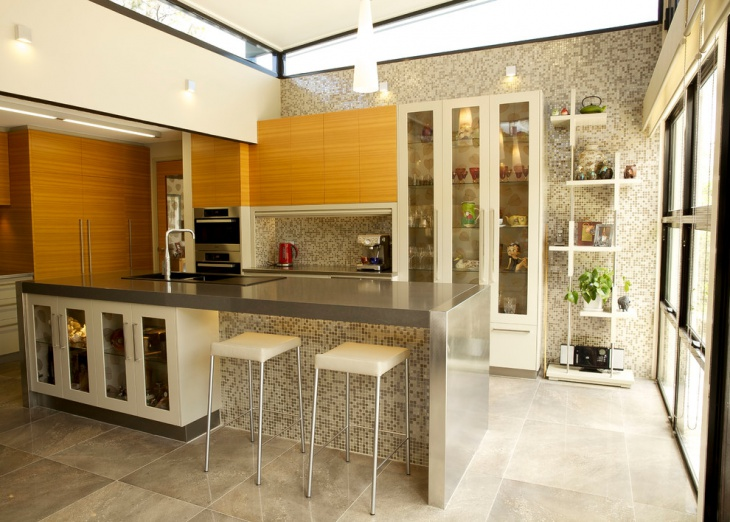 kitchen mosaic wall tile design