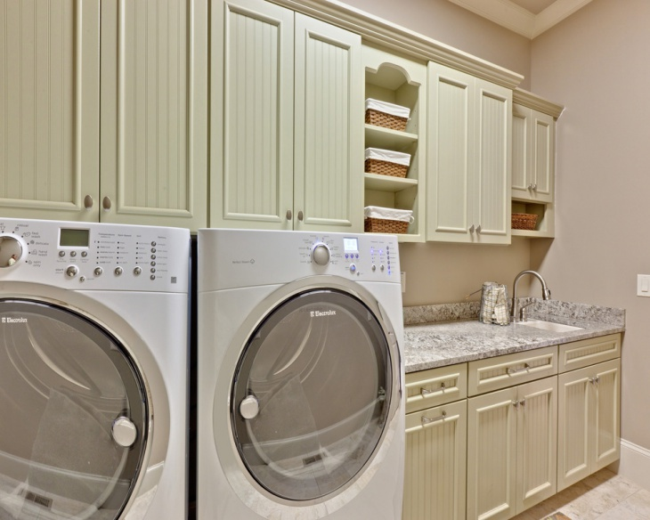 17 laundry room cabinet designs ideas design trends - Laundry room cabinet ideas ...