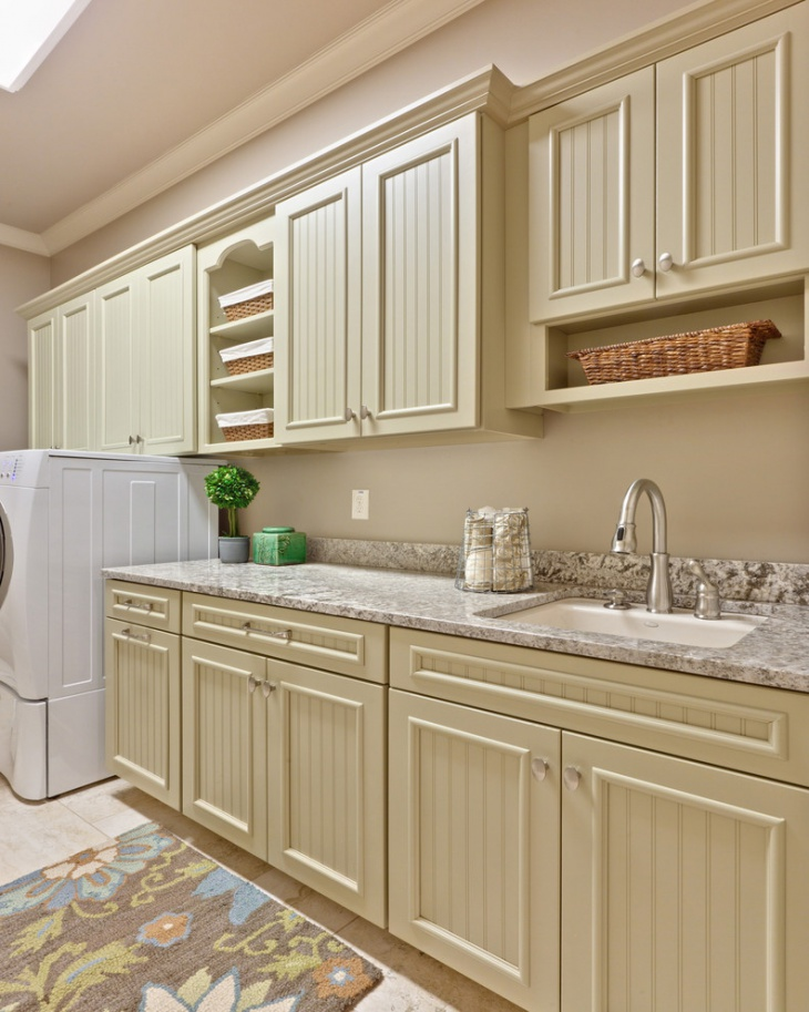 Design For Cabinet For Room: 17+ Laundry Room Cabinet Designs, Ideas