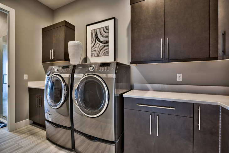 17+ Laundry Room Cabinet Designs, Ideas | Design Trends ...