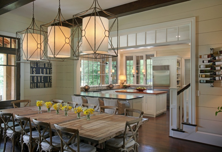 20+ dining room lighting designs, ideas | design trends - premium