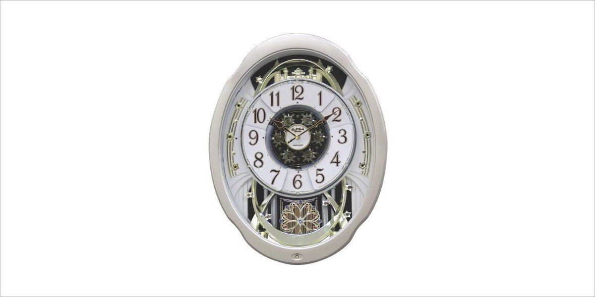 marvellous magic motion clock