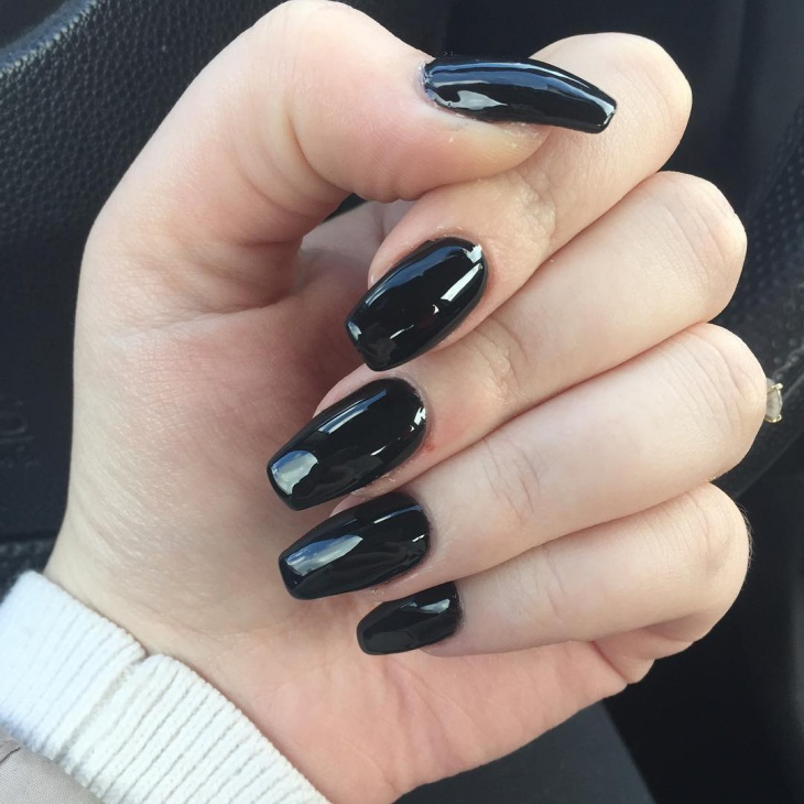 20+ Coffin Nail Designs, Ideas | Design Trends - Premium ...