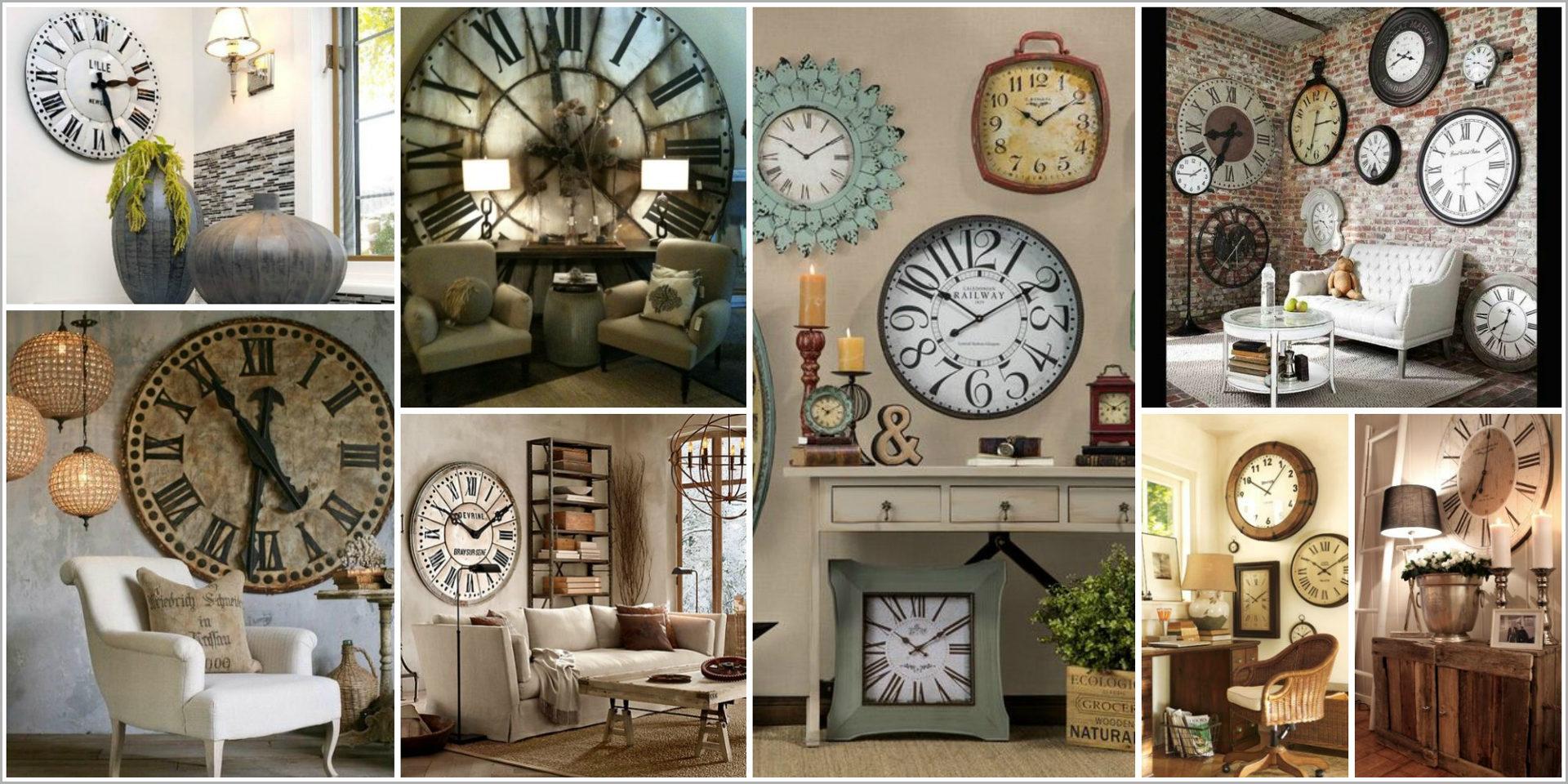 10 Living Room Wall Clocks Ideas Design Trends Premium