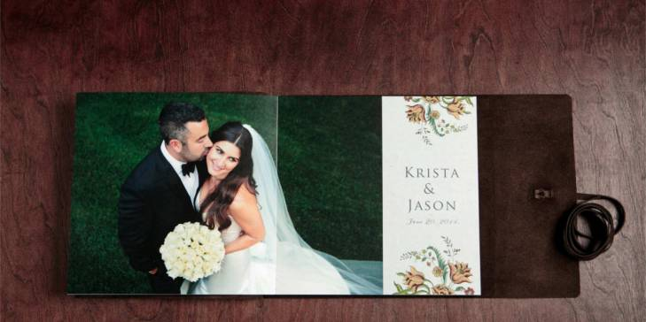 Beautiful Wedding Album Cover Designs | Design Trends - Premium ...