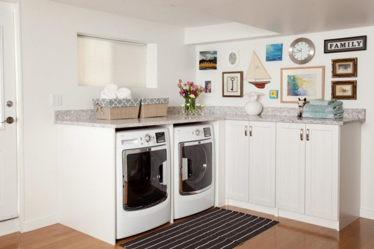 functional laundry room